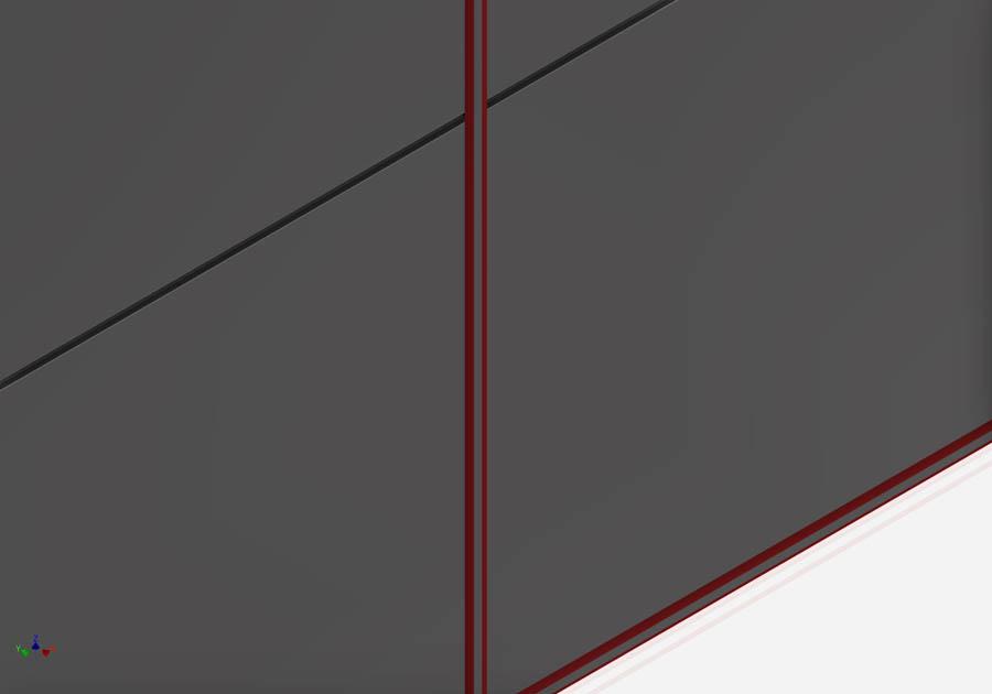 Panel πλαγιοκάλυψης με σκοτία - Μεταλλεμπορική Θ.Μακρής Α.Ε